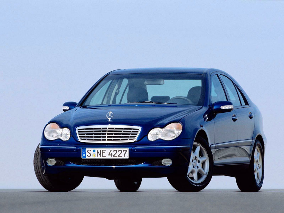 Mercedes W203 C230K SIM4LKE 6577375286 M300045010000