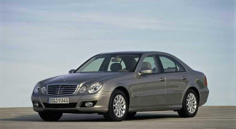 Mercedes W211 E270CDI EDC16C31 1037363870