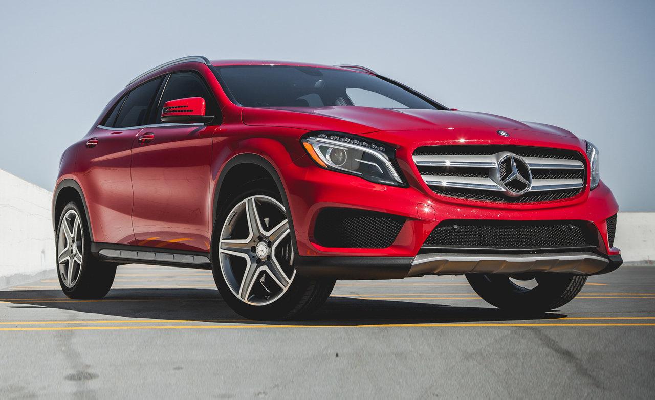 Mercedes GLA250 MED17.7.2 1037544267