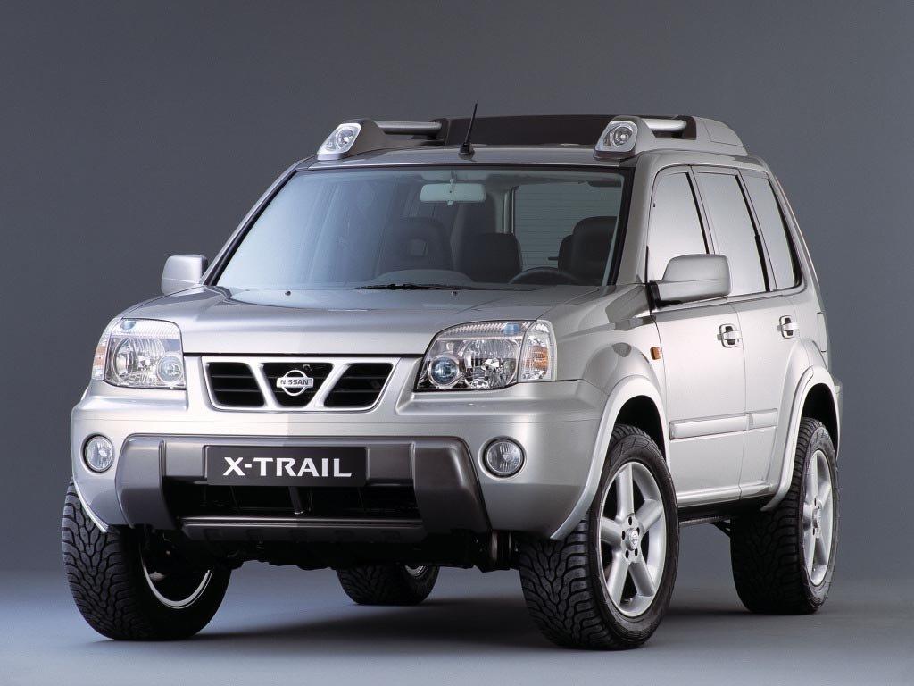 Nissan X-Trail 2.5i Hitachi 1EQ375