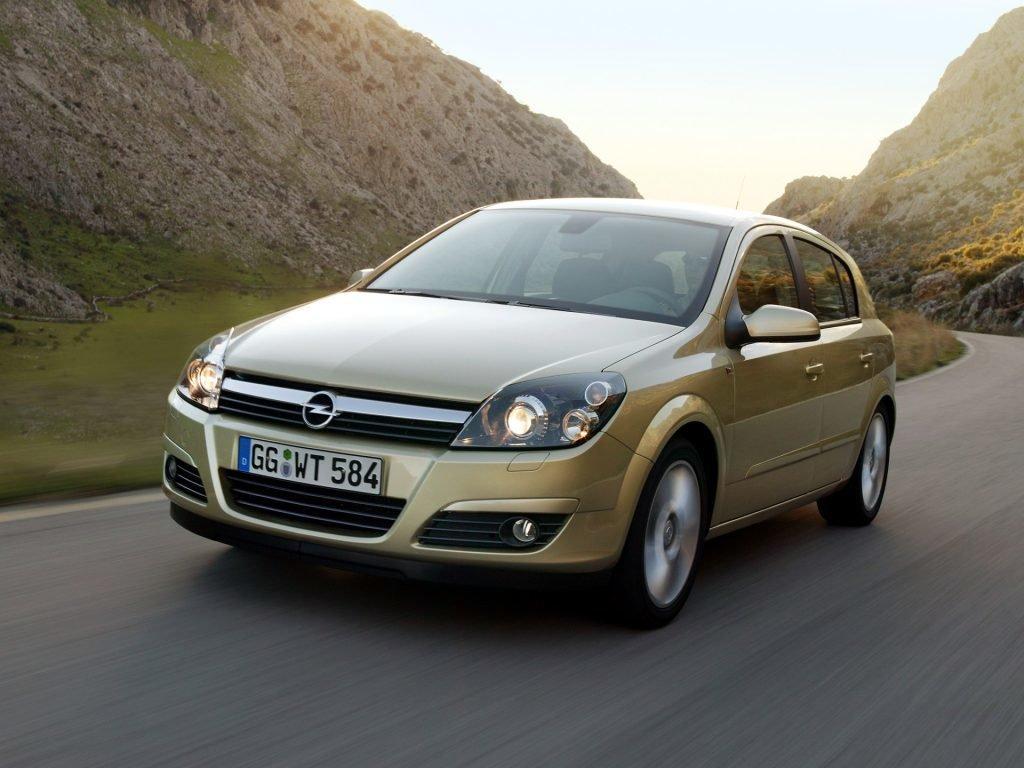 Opel Astra 1.7DTI Delphi 97231405.4 12202419