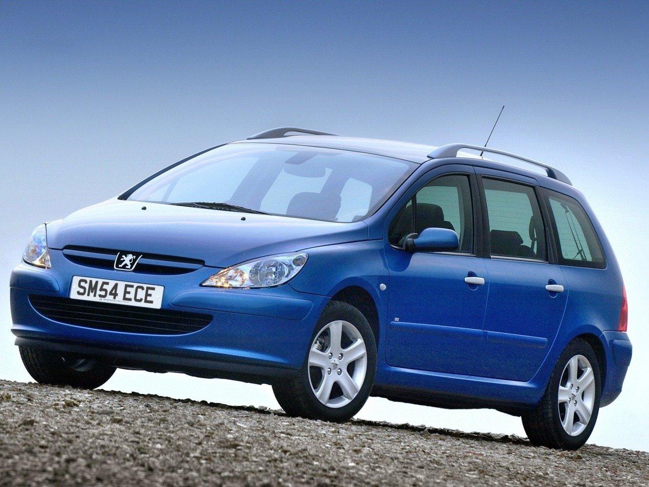 Peugeot 307 1.6i ME7.4.4 0261206943 1037353513