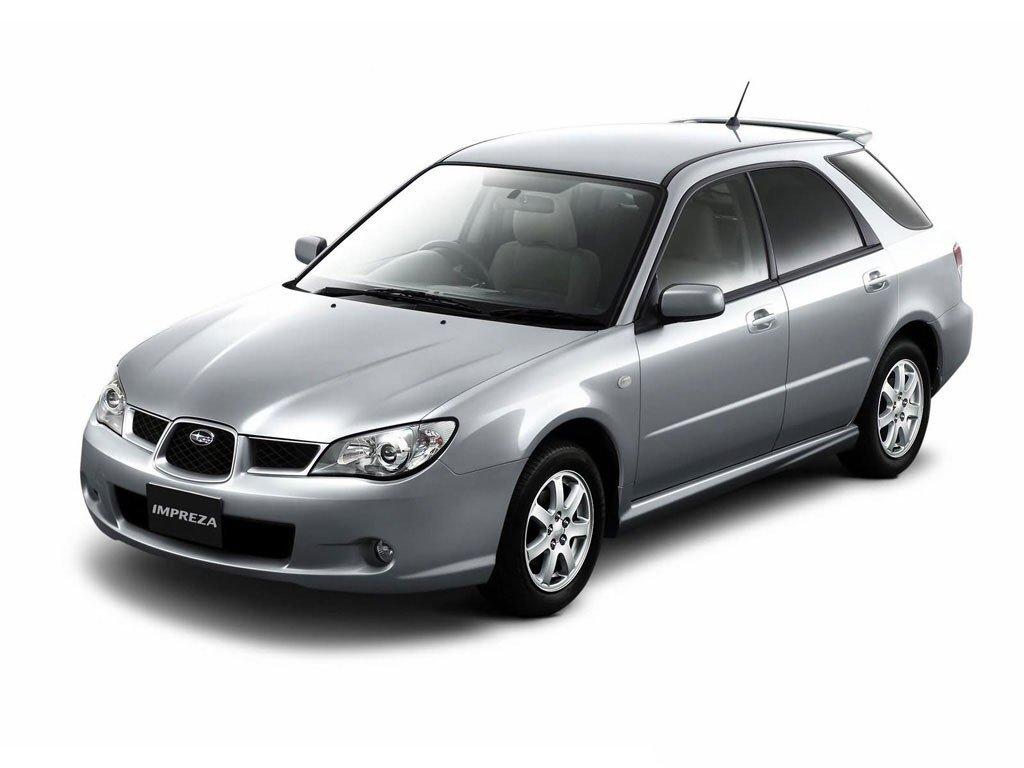 Subaru Impreza 2.0i Hitachi 6607387407 D56Q7DM8