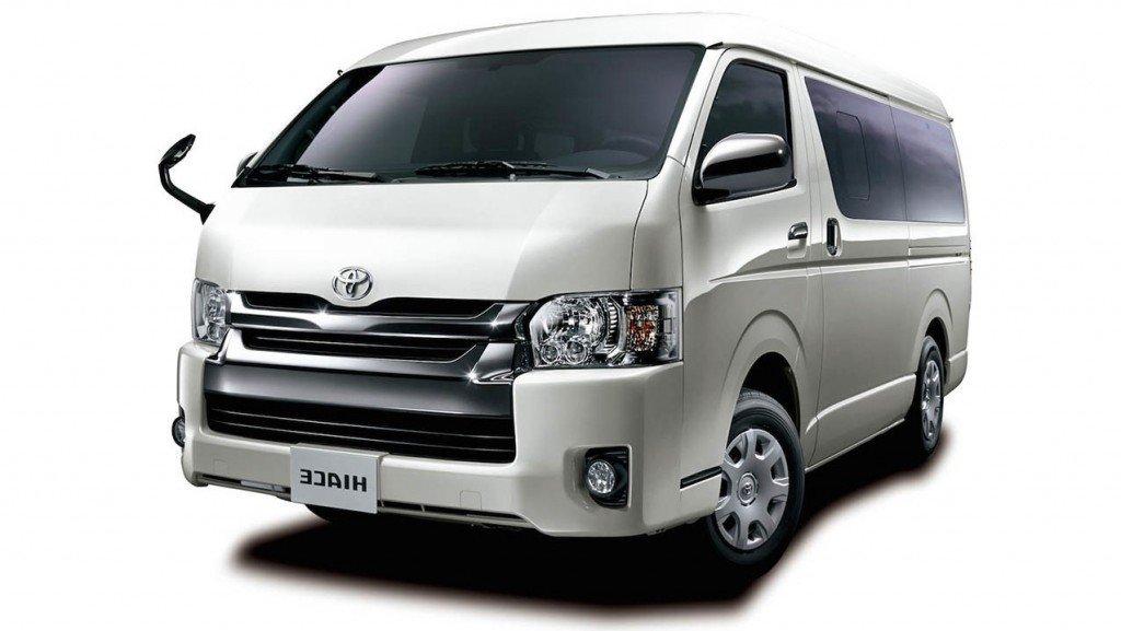 Toyota Hiace 3.0  1KD-FTV 89663-26B21