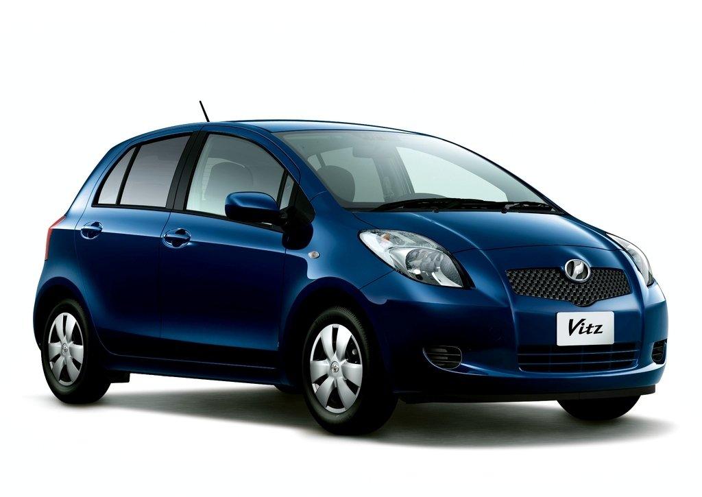 Toyota Vitz 1.5i 1NZ-FE Denso 89663-52831