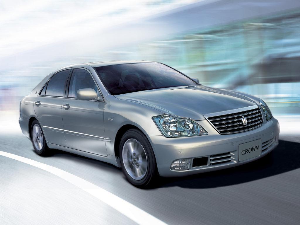 Toyota Crown 2.5 VVT-i Denso 89663-30543