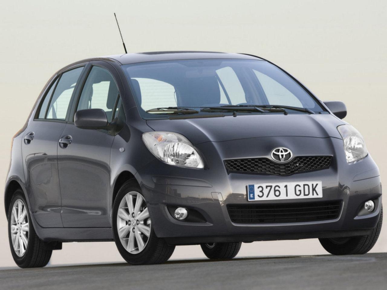 Toyota Yaris 1.3 2SZ-FE Denso 89663-52822