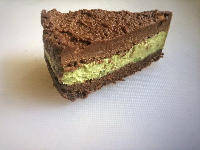 Čoko Mint torta (Vege)