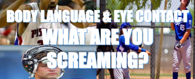 EYE CONTACT and BODY LANGUAGE - Leadership PowerPoint