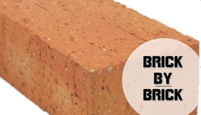 BRICK by BRICK - Leadership Lesson-20% OFF!