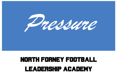 PRESSURE - Leadership Lesson Powerpoint