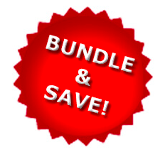 BUNDLE + BOOKS + VIDEO!! Everything on the website!