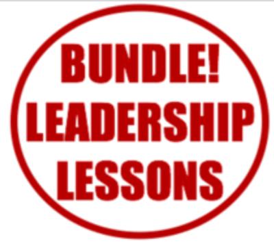 BUNDLE - ALL 13 LEADERSHIP LESSONS