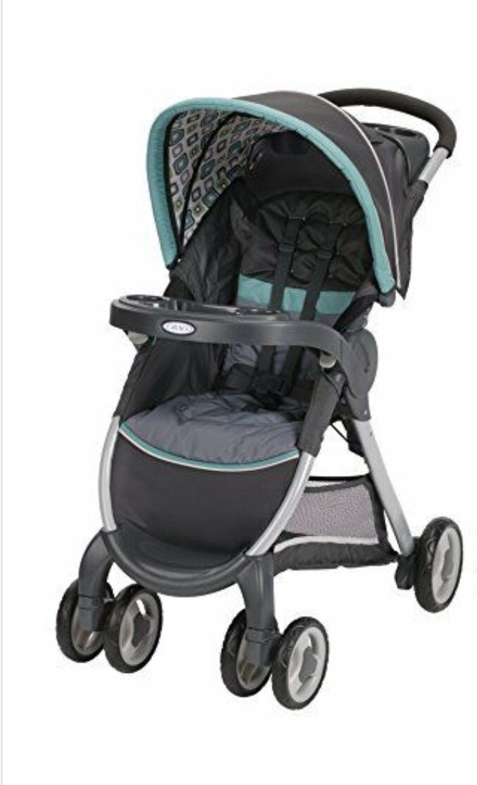 Luxury  Graco (Chicco) Fold Click Stroller   00050
