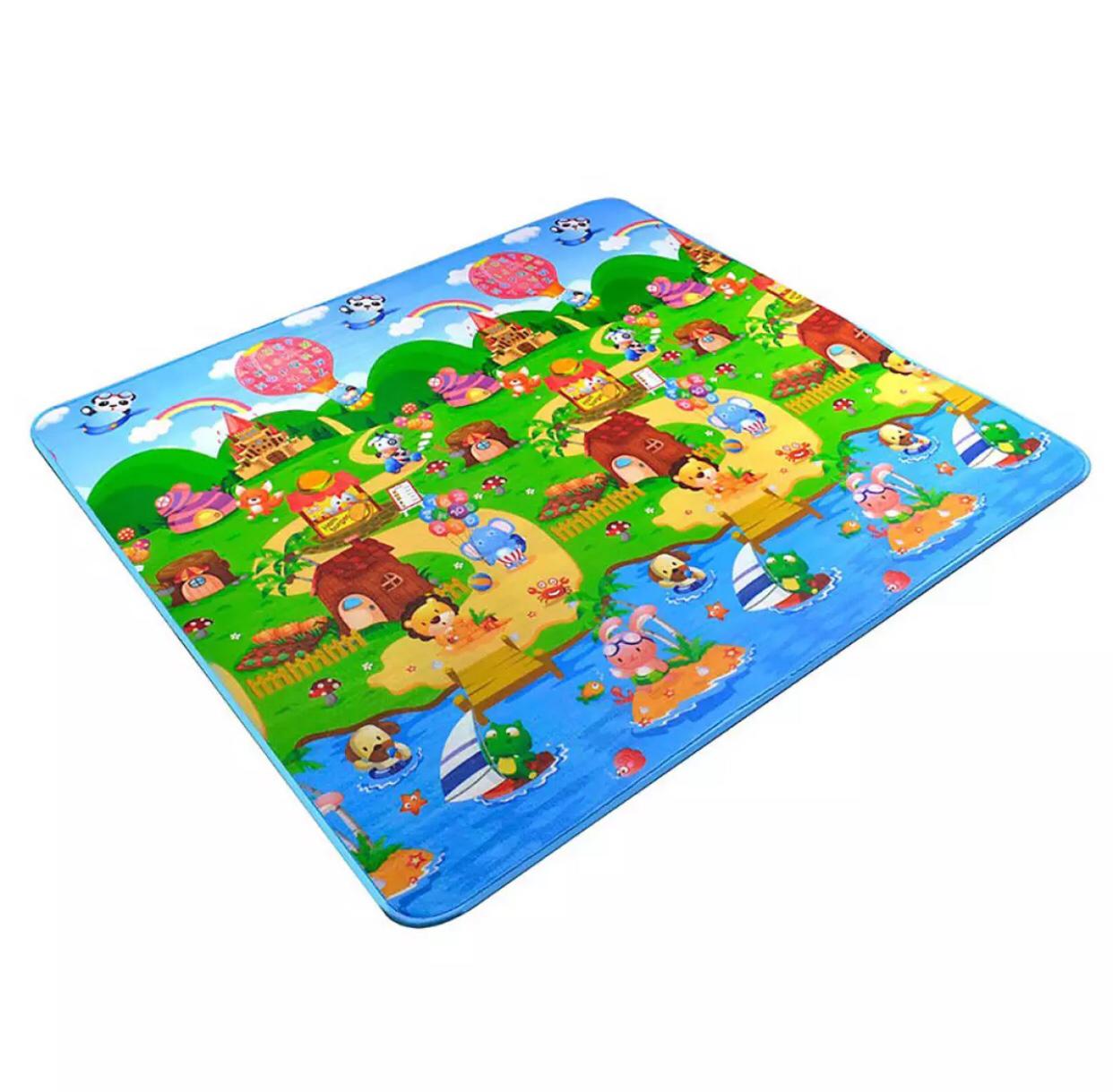 Large Activity Baby Play Mat (2m*1,8m)
