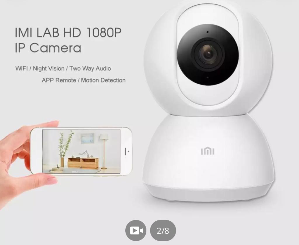 Unlimited Distance Baby Video Room Monitor +Smartfhone 4G