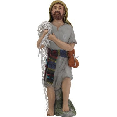Retired in 2019! - Nativity Figure - Simon the Fisherman