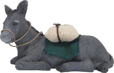 Nativity Animal - Donkey Resting