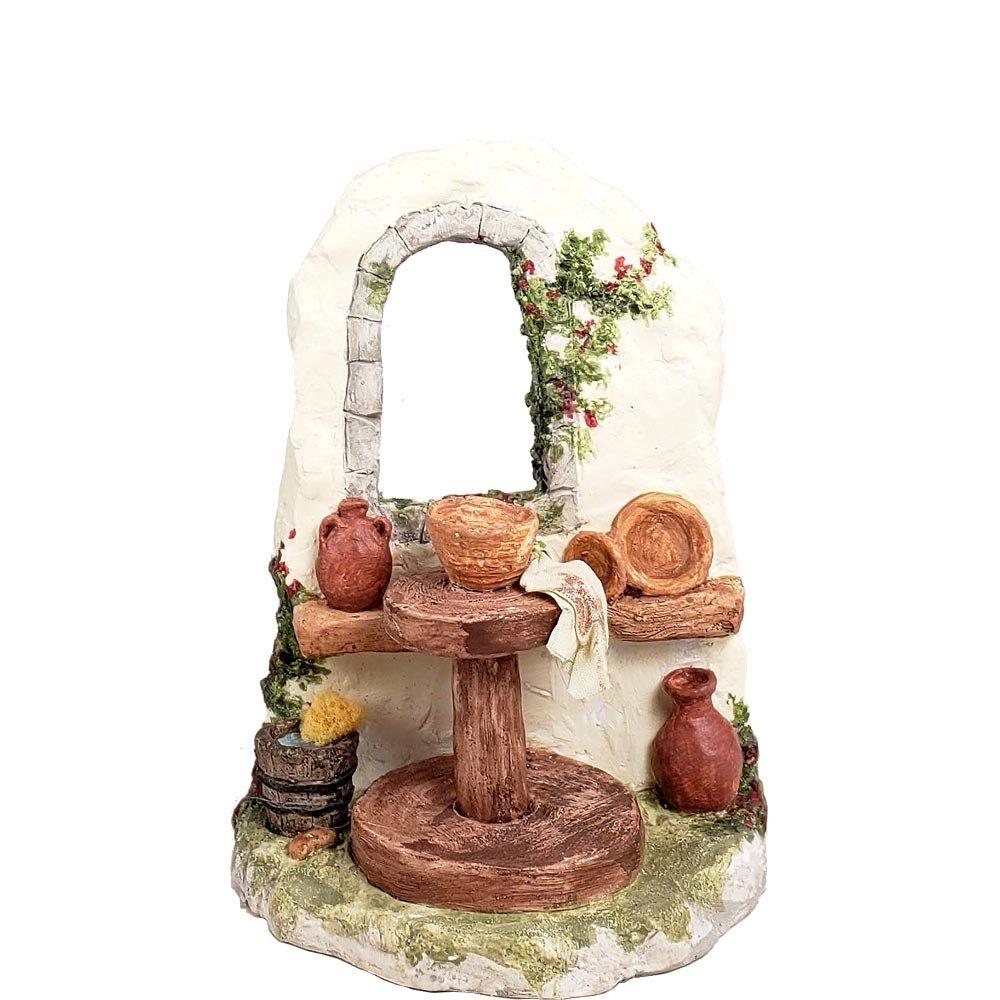 Nativity Accessory - Potter's Wheel