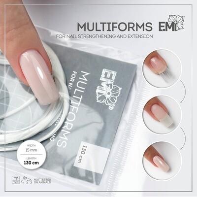 Multiforms, 130 cm.