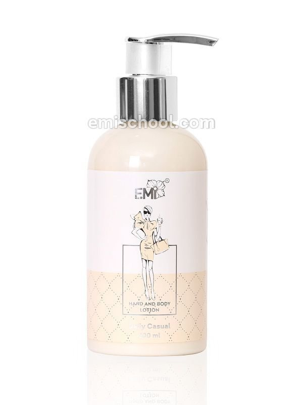 Hand and Body Lotion Daily Casual, 200 ml.