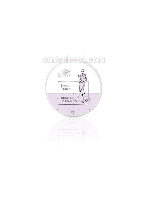 Hand and Body Cream Souffle Sweet Poison, 50/200 ml.