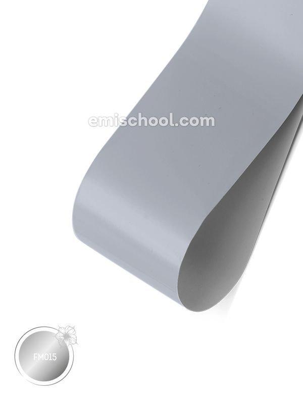 Foil Silver matte, 1.5 m.