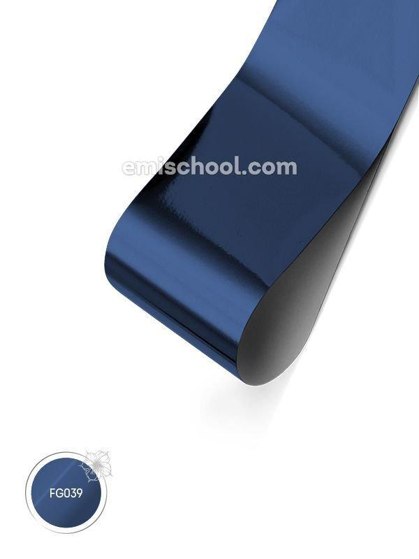 Foil glossy Dark Blue, 1.5 m.
