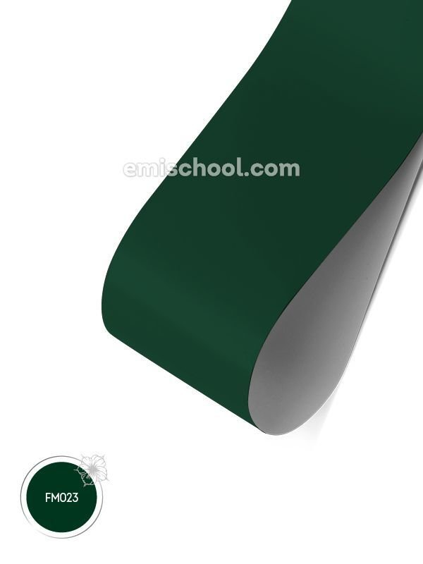 Foil matte Royal Green, 1.5 m.