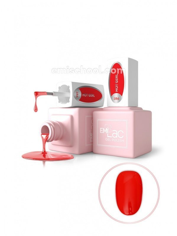 E.MiLac GR Hot Girl #186, 9 ml.
