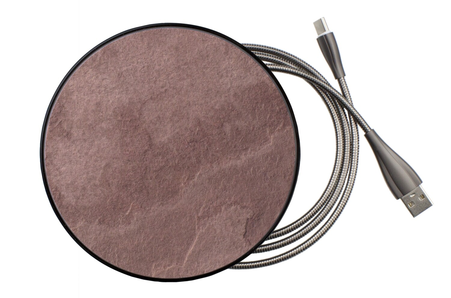 Wireless Charger Schiefer