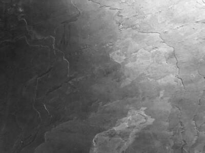 Magnettafel aus echtem Schiefer - Grey Impact