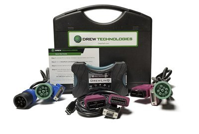 Standard DrewLinQ Kit Complete RP1210 Support