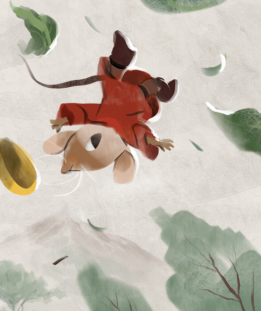 Mr Brown Mouse and the Very Strong Wind AUDIOBOOK