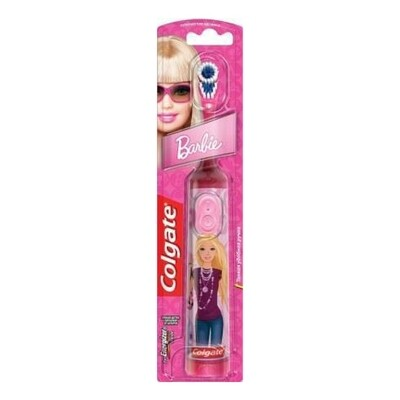 Электрическая зубная щетка Colgate Barbie (с 3 лет)