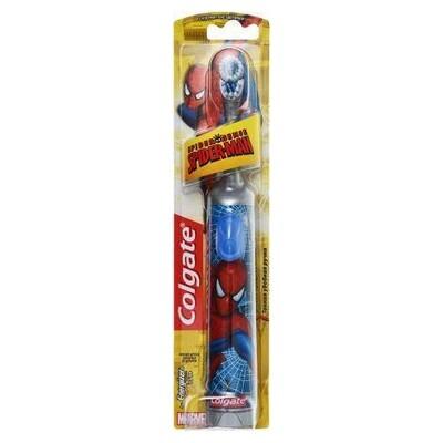 Электрическая зубная щетка Colgate Spiderman/Batman (с 3-х лет)