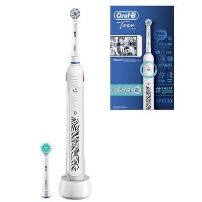 Электрическая зубная щетка Oral-B Smart4 4000N Teens Sensi Ultrathin D601.523.3