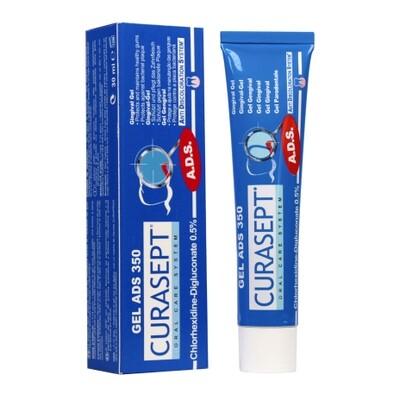 Curaprox гель для десен Curasept 0,5 % хлоргексидина ADS 350