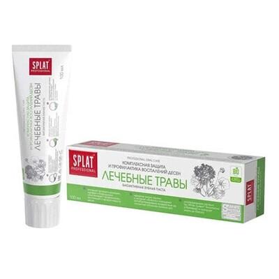 Зубная паста SPLAT Профессиональная Лечебные травы, 100 мл