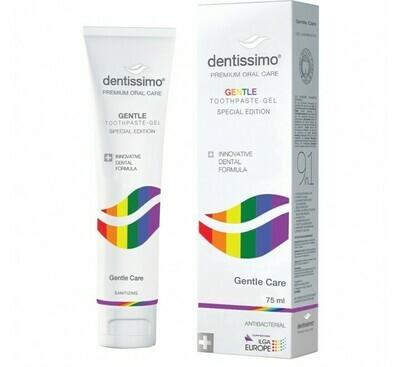 Dentissimo паста Бережный уход с Витамином Е, 75 мл