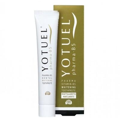 Отбеливающая лечебно-профилактическая зубная паста Yotuel Whitening Pharma