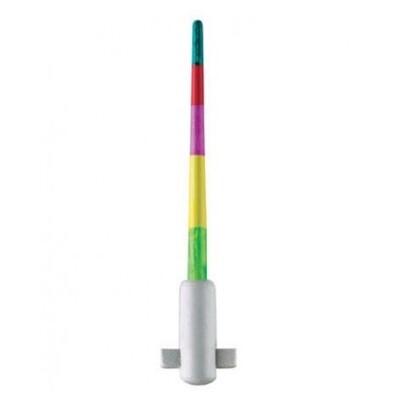 Зонд для измерения межзубных промежутков Curaprox Prime IAP, с цветной кодировкой, набор (12 шт.)