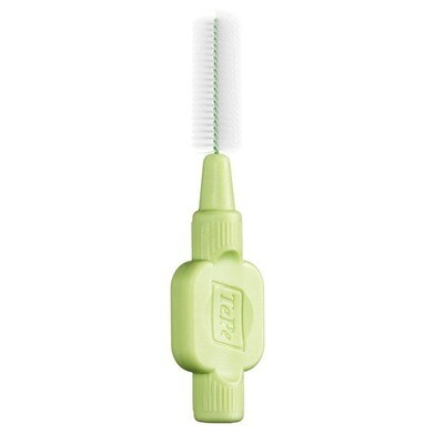 Межзубные ершики с держателями (6 шт.) TePe Extra Soft 0.8 mm Green