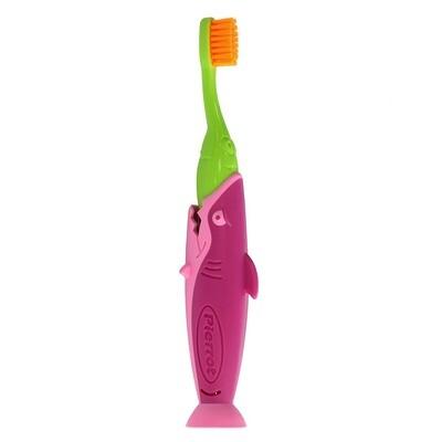 Зубная щетка для детей Pierrot Акула (2-8 лет)
