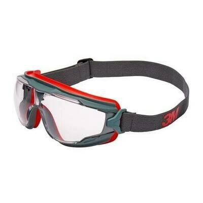 Очки 3M GG501-EU. Защитные из поликарбоната, с усиленным покрытием