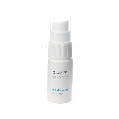 Освежающий спрей с Активным кислородом Bluem (Блюэм)