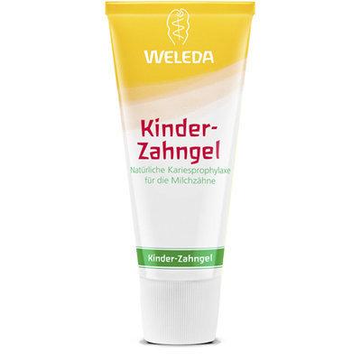 Натуральная зубная гель-паста Weleda для детей, 50 мл (от 0 лет)