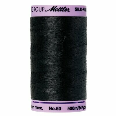Silk Finish 50wt Black 9104 4000 Mettler