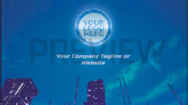 Video Header - Logo Reveal