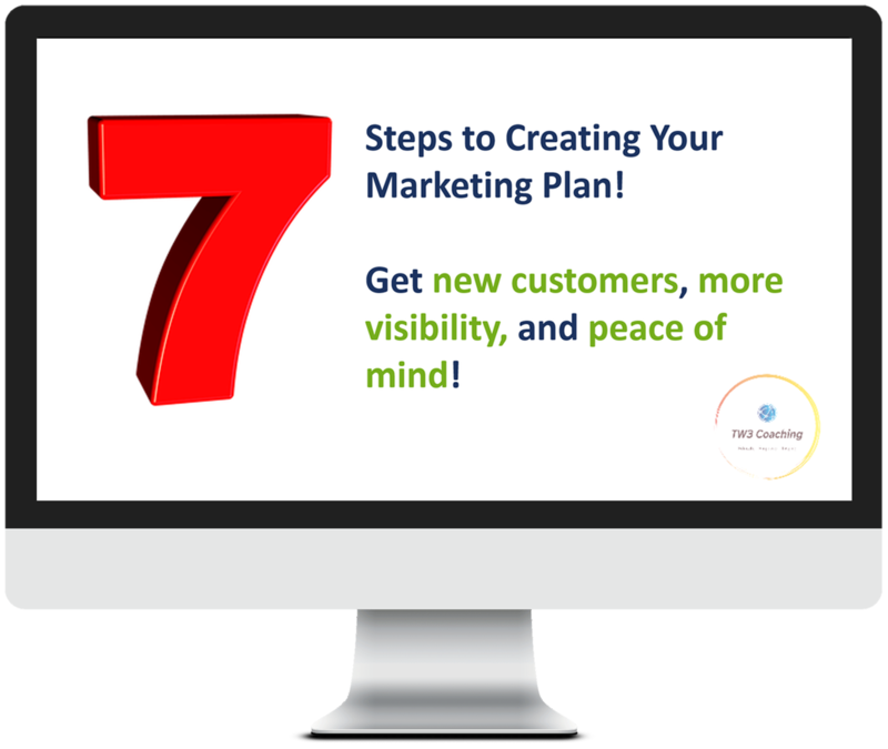7 Steps to Build Your Marketing Plan by Marc Ian Griffin
